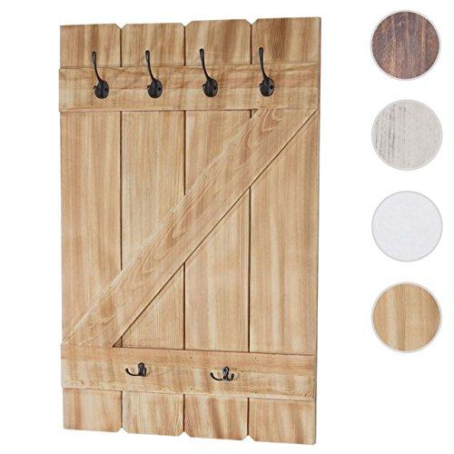 Garderobe aus paletten for Garderobenpaneel schmal